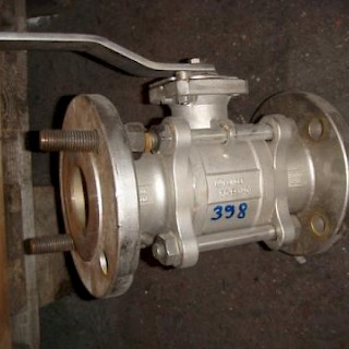 Klinger ST Ball Valve DN 50, manual operation