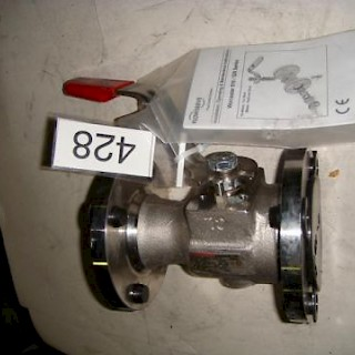 Worchester Ball Valve DN50/40