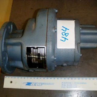 Reduction Gear STEPHAN i=289, T2 max 200 Nm