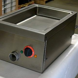 Nayati NEGP 4-60 /SN Electric Griddle Pan