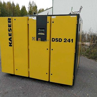 Air Compressor KAESER 241 8bar 2pcs