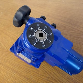 BERNARD 0AP Electrical actuator